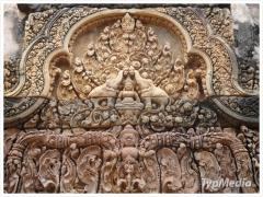 Different stone carvings