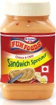 Cheese & Chilli Sandwich Spread