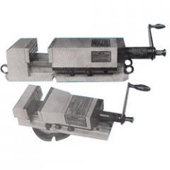 Hydraulic Power Machine Vice