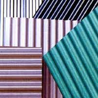 Coloured Roofing sheets