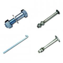 Transmission Line Tower Fasteners
