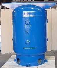 Compressor tanks