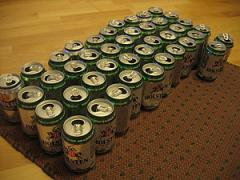 Non Alcholic Tinned Beer