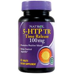 5-HTP Time Release 100mg Tablets