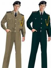 Army & Police uniforms
