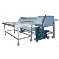Phaeton UV Flat-Bed Printer