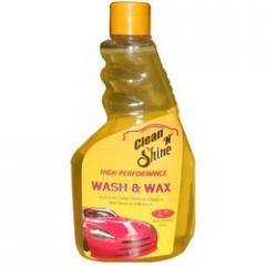 Car Wash & Wax