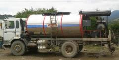 Asphalt /Bitumen / Emulsion Sprayer