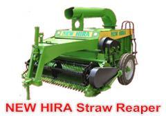 New hira straw reaper