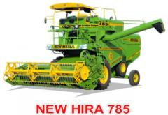 NEW HIRA 785 Self Propelled Combine Harvester