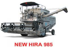NEW HIRA 985 Self Propelled Combine Harvester