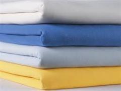 Plain Fabrics Bedsheet