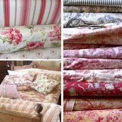 Embrodiery On Furnishing Fabrics