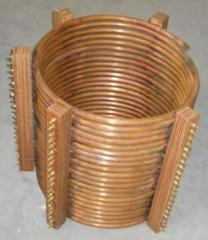 Induction Melting Furnace Coil