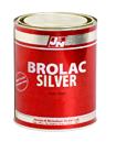 Brolac Silver Aluminium Paint