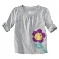 Knitted Girl T-Shirts