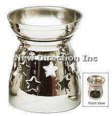 Brass Aroma Lamp