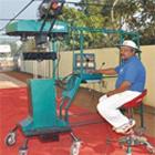 Unique Bowler Machine