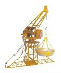 Mini Lift For Material Handling