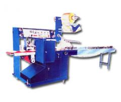 Pouch packing machine Automatic Flow Wrap