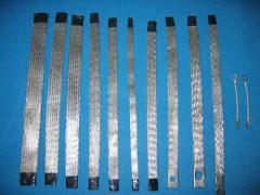 Electrolytic Copper Braids