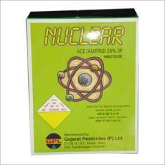 Nuclear Insecticide