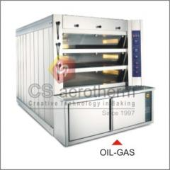 Deck Oven Oil & Gas