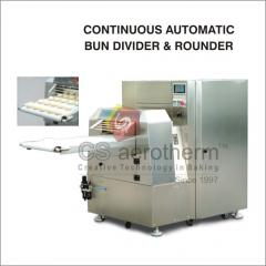 Automatic Bun Divider and Rounder
