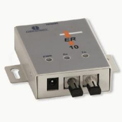 Single RS232 to Fibre-Optic Interface Converters