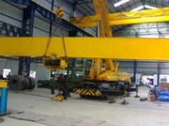 Double Girder Gantry Crane