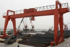Goliath Girder Crane