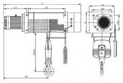 Double-Flanged LT Wheels Hot Crane