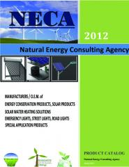 Natural Energy Consulting Agency