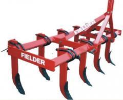 Heavy Duty Rigid Tiller Clump Model