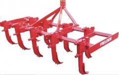 Heavy Duty Rigid Tiller - Janta Model