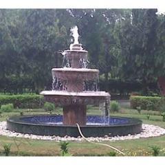Three Disc Fountain