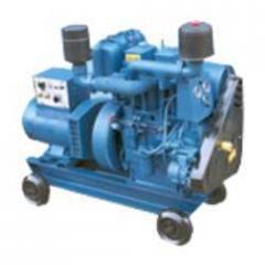Single Cylinder Diesel Generating Sets (Single or 3 phase)