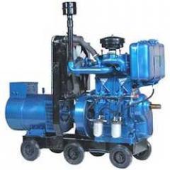 Double Cylinder Diesel Generating Sets