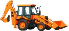 Backhoe Loader AX130