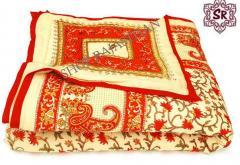 Jaipuri Block Print Single Bed Quilts