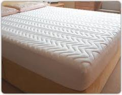 Quilted mattress covers