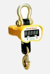 Digital Crane Scales