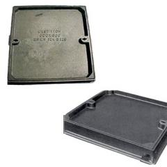 Recessed Covers And Frames
