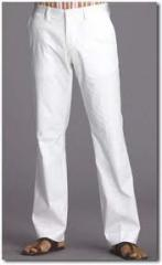 Men's Linen Trousers