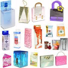 Bags packging multi colour