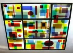 Ceiling Glass