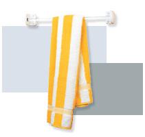 Towel rail set