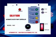 Automatic Water Motor Controller