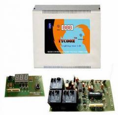 Micro Controller Digital Stablizer