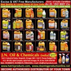 Formulation s for making petroleum products